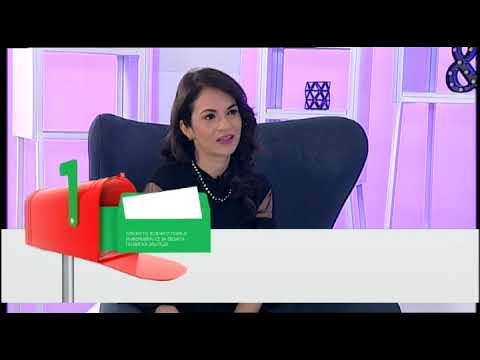 """Македонија денес - """"Да заборавам"""" - промоција на најновиот видео запис на Дани Димитровска"""