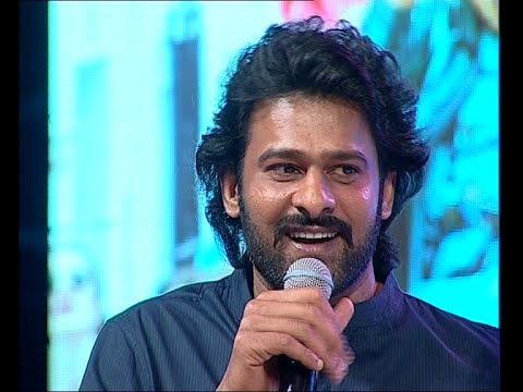 Handsome Hunk of Tollywood Prabhas Likes Swing Swing Song at Jil Audio Launch