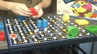 A Board Game Video Game: Pac-Man [Milton Bradley]