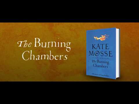 Kate Mosse duces The Burning Chambers