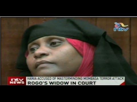 Wife of slain Muslim Cleric Aboud Rogo arraigned in court