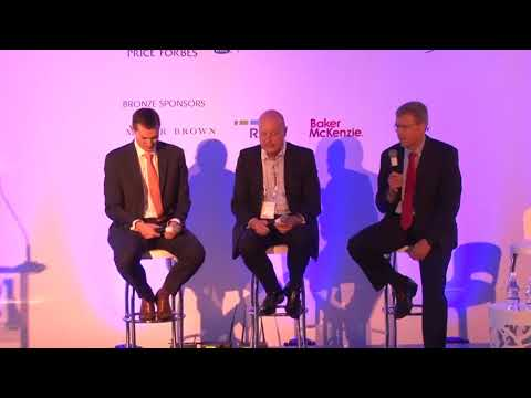 Panel: Opportunities shaping investment - 121 Mining Investment Cape Town 2018