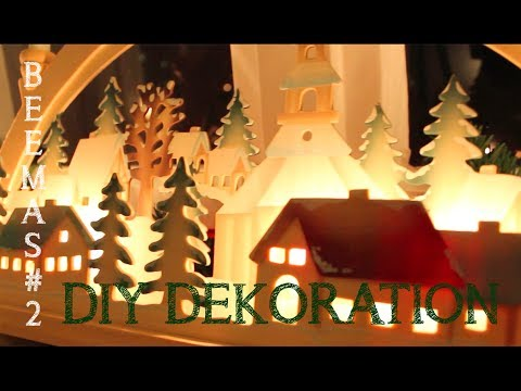 Diy weihnachtsdeko dekorationsideen beemas youtube for Youtube weihnachtsdeko
