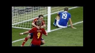 España 4 Italia 0 Final Eurocopa 2012 Campeones de Europa (ONDA CERO)