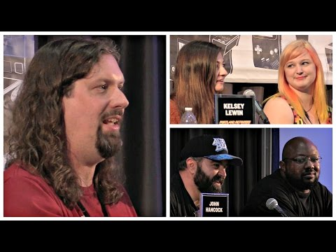 Metal Jesus Rocks Q&A  - LIVE at Portland Retro Gaming Expo!