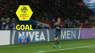 Goal Angel DI MARIA (19') / Paris Saint-Germain - AS Monaco (7-1) (PARIS-ASM) / 2017-18