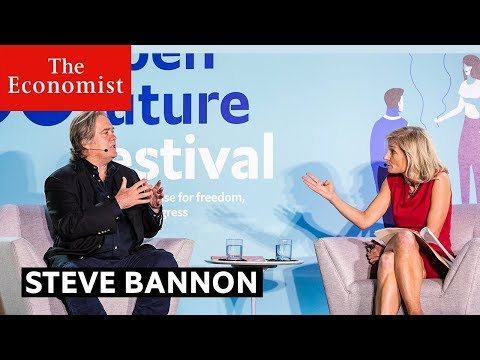 Steve Bannon interviewed by Zanny Minton Beddoes | The Economist