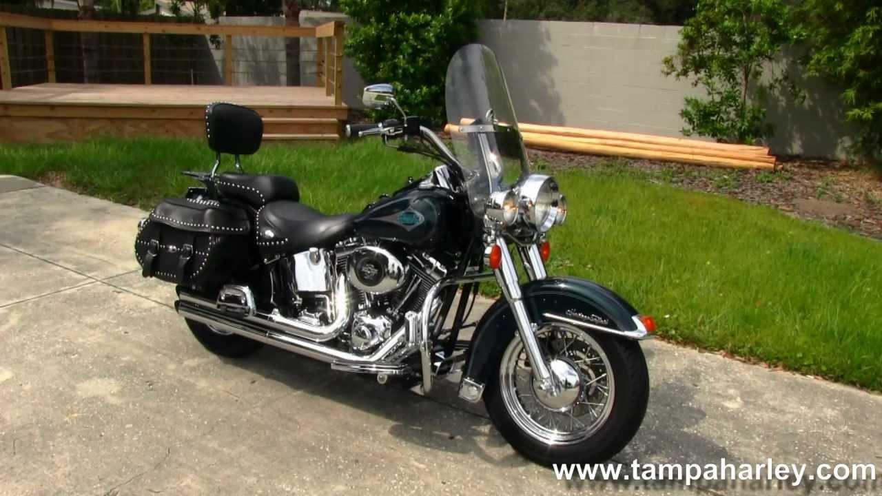 2001 Harley-Davidson Softail Heritage Classic for sale Tampa Orlando Miami  Ft Lauderdale FLorida