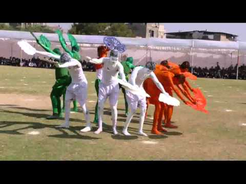 Dance on Independent day by DK academy