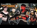 THERE'S A NEW SQUAD IN TOWN! | The Division 2 (w/ Wildcat, Nogla, & Moo)