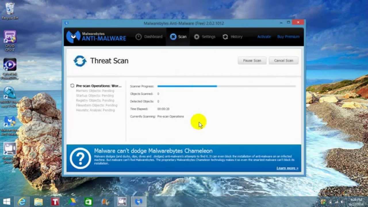 malwarebytes free for windows 8.1