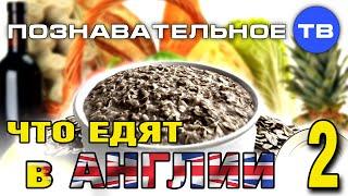 Что едят в Англии 2 (Познавательное ТВ, Екатерина Рязанова)