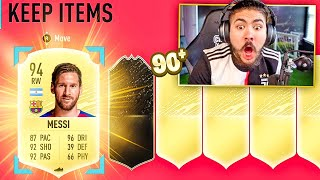 THE BEST PACK ON FIFA 20!! MESSI AND 2 WALKOUTS!! FIFA 20