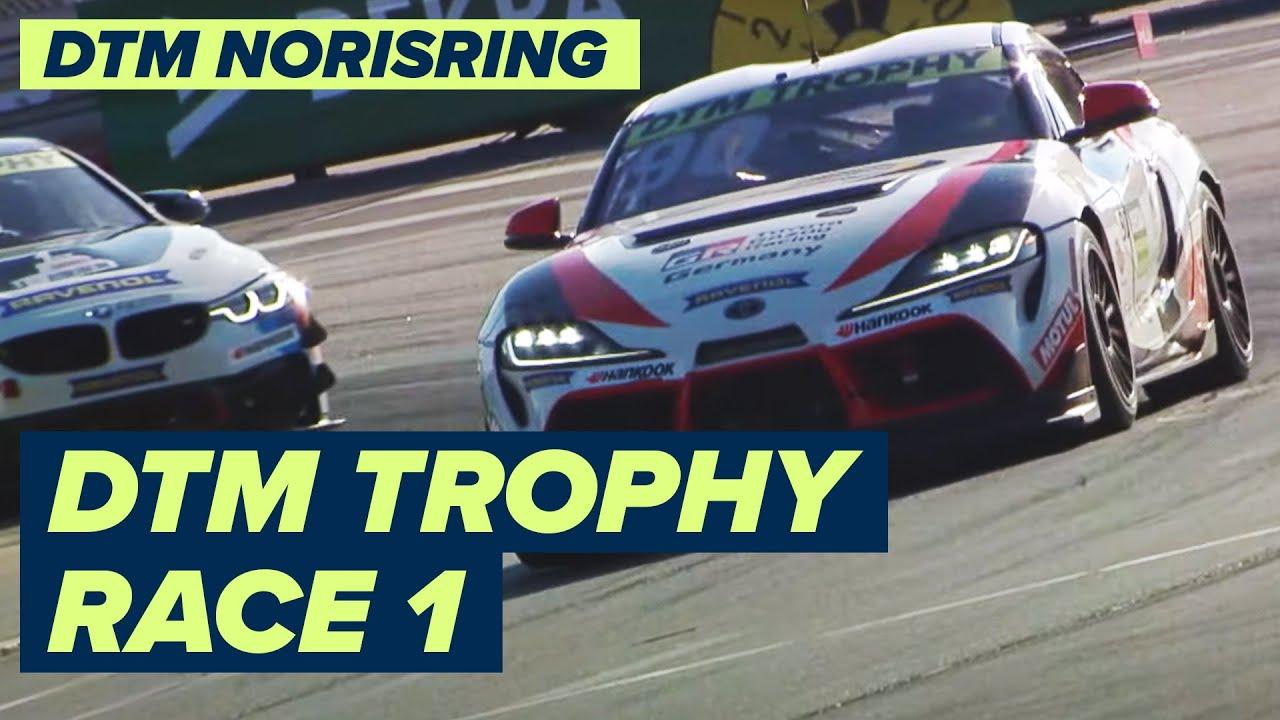 RE-LIVE | DTM Trophy - Race 1 Norisring | 2021