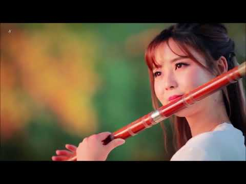 1 Hour   Dizi Chinese bamboo flute【9】❤Dong Min❤อาหมวยแก้มซาลาเปา❤เป่าขลุ่ยจีน❤