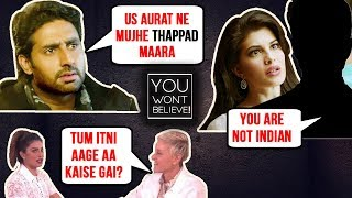 Abhishek Bachchan, Priyanka Chopra & More Stars Who Have Been Insulted Publicly | You Won