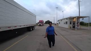 April 17, 2019/335 Trucking Empty At Walmart Terrell Texas
