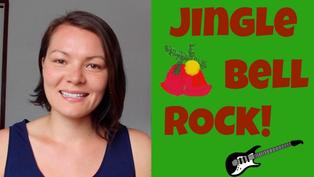 Villancico Jingle Bell Rock Pronunciación Inglés Con Anna Youtube