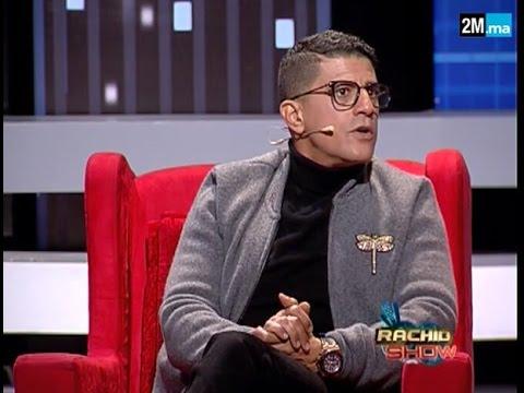 رشيد العلالي يختبر سعيد التغماوي في اللغة الأمازيغية