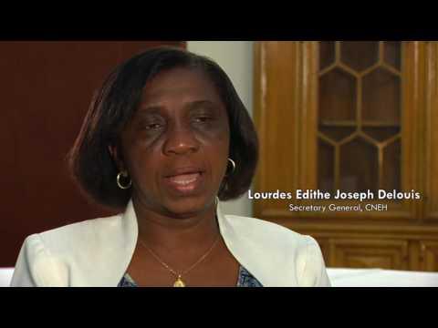 Dignité : le droit à l'éducation en Haïti