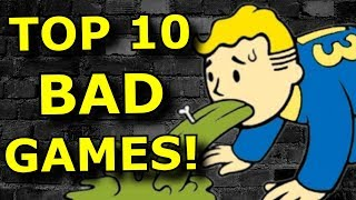 TOP 10 Games Critics HATED But Gamers LOVED!