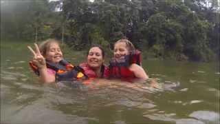 Sri Lanka - River Rafting 2015