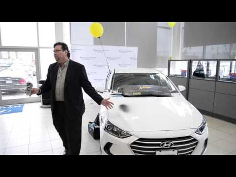 Performance Hyundai Xzilon Protection Demonstration