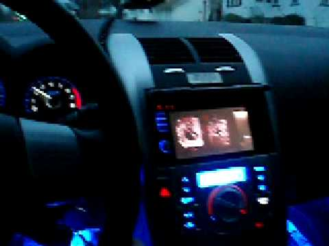 Kenwood DDX-512 in Scion tC RS 4.0 - YouTube