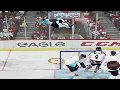 NHL 17 Records - MOST AIRTIME