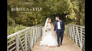 Rebecca + Kyle Wedding Highlight Film