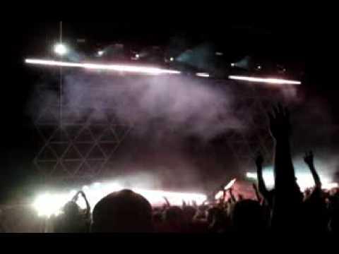 Daft Punk's entire encore