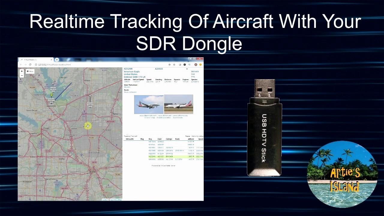 SDR Aircraft