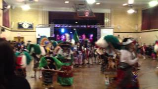 "San francisco cuapan carnaval -BRONX NYC ""1"" 2/24/13"