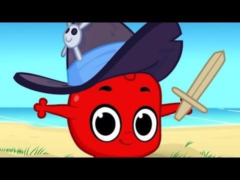 morphle-und-die-piraten!-piratenvideos-für-kinder-|-morphle-|-animation-für-kinder-|-moonbug-deutsch