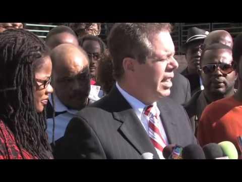 Miami City Commissioner Michelle Spence-Jones surrenders to prosecutors