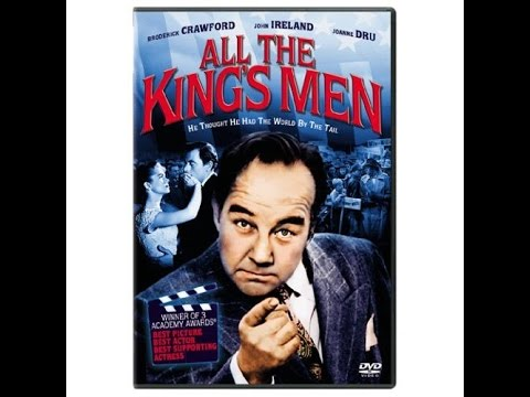 Movies from A to Z: ALL THE KING'S MEN (1949)