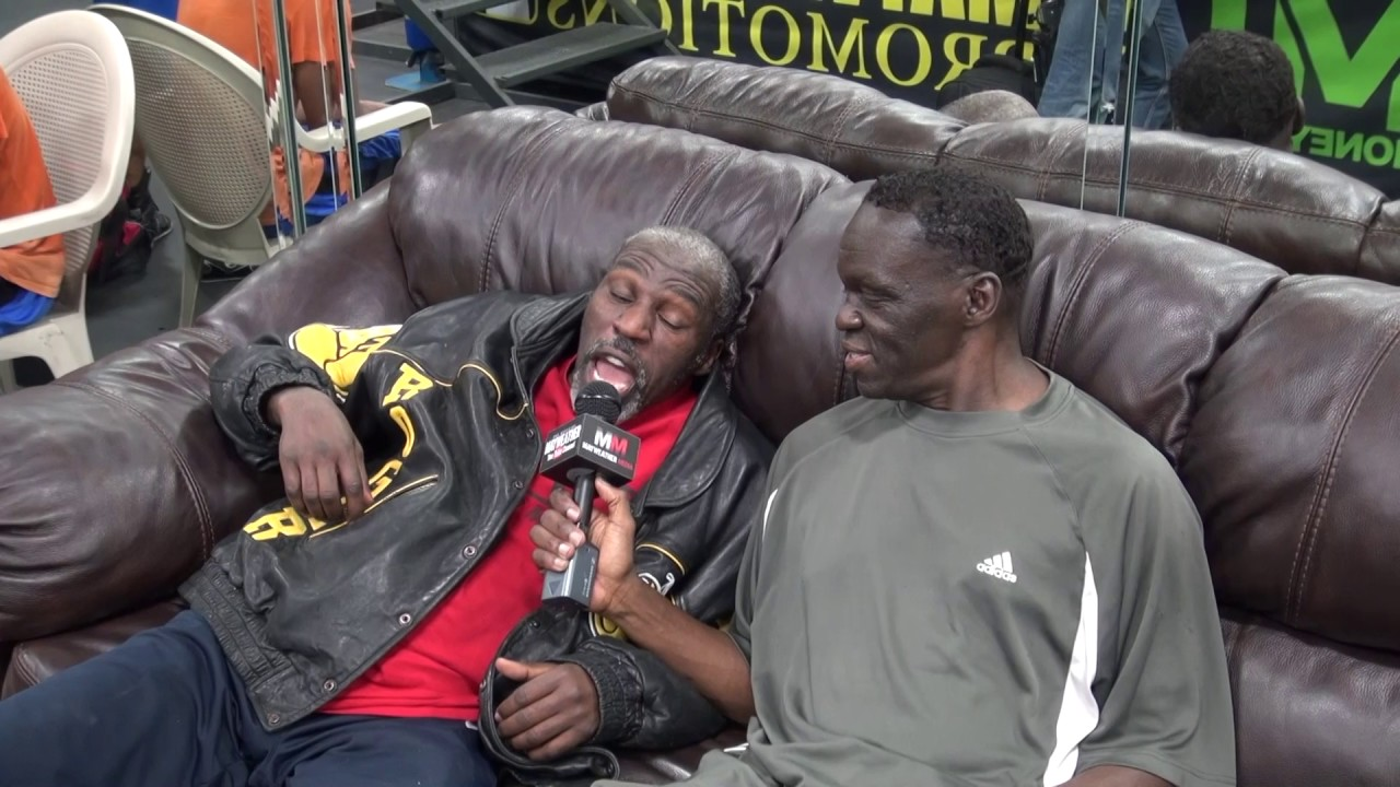 Roger Mayweather says he is the REAL ...