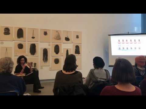 Looking for Lorna Simpson talk by Lisa Jarrett - December 2017
