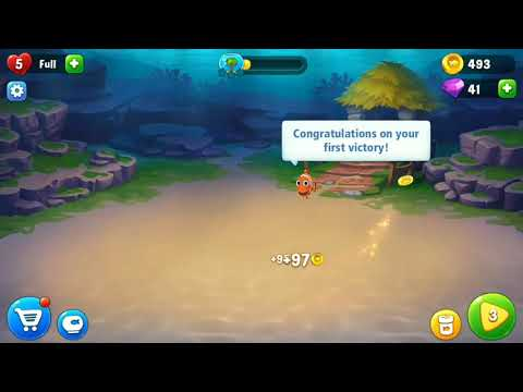 Fishdom for Android game more 50 million download