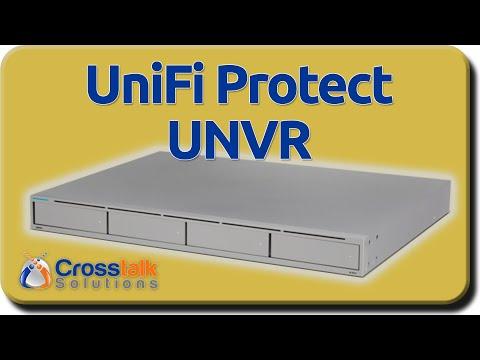 UniFi Protect UNVR