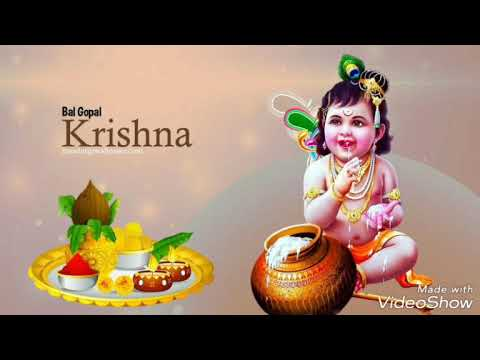 whatsapp krishna bhajan| status for whatsapp | Download link in description