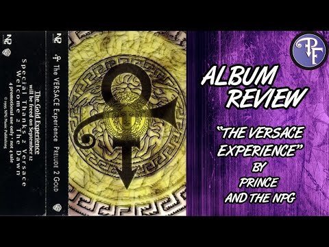 The Versace Experience (1995) - Prince - Album Review