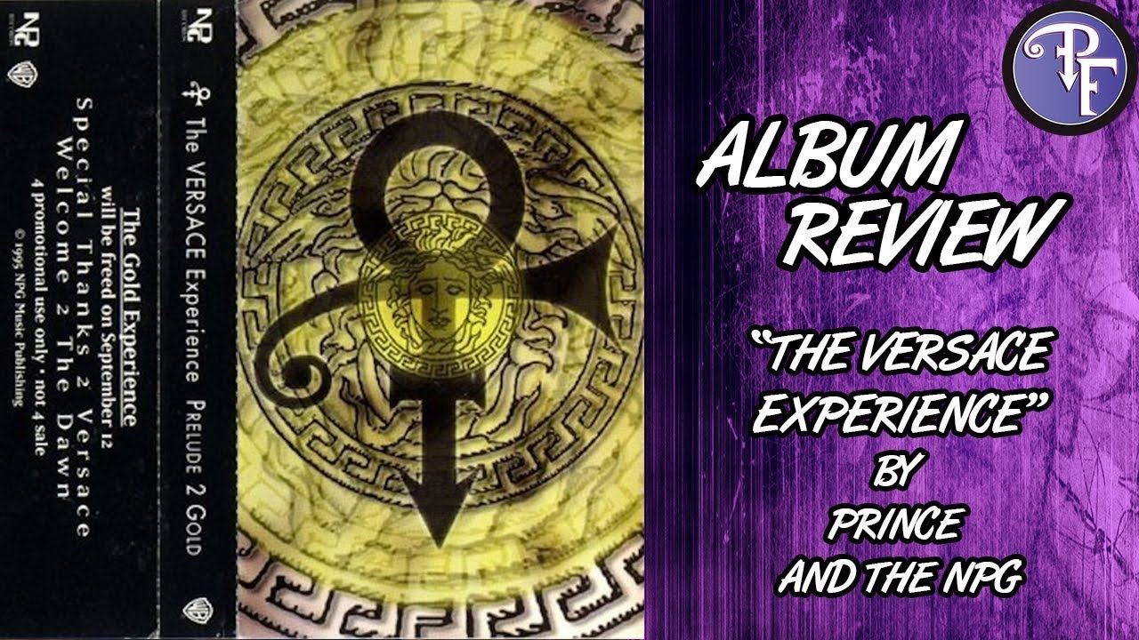 The Versace Experience 1995 Prince Album Review Youtube