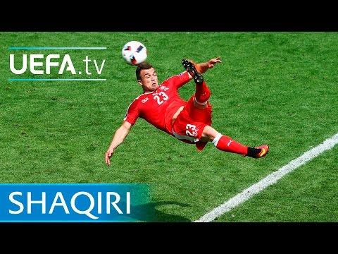 Xherdan Shaqiri - Is his strike your Goal of the Season?