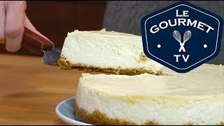 New York Style Cheesecake Recipe - Legourmettv