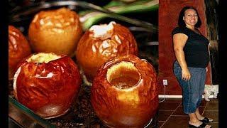 Как печеные яблоки могут помочь при похудении
