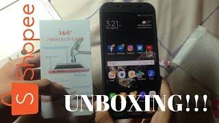 360 Protective Case for Samsung Galaxy A7 2017