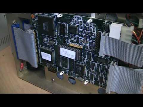 SuperMac 30 MB external SCSI hard drive