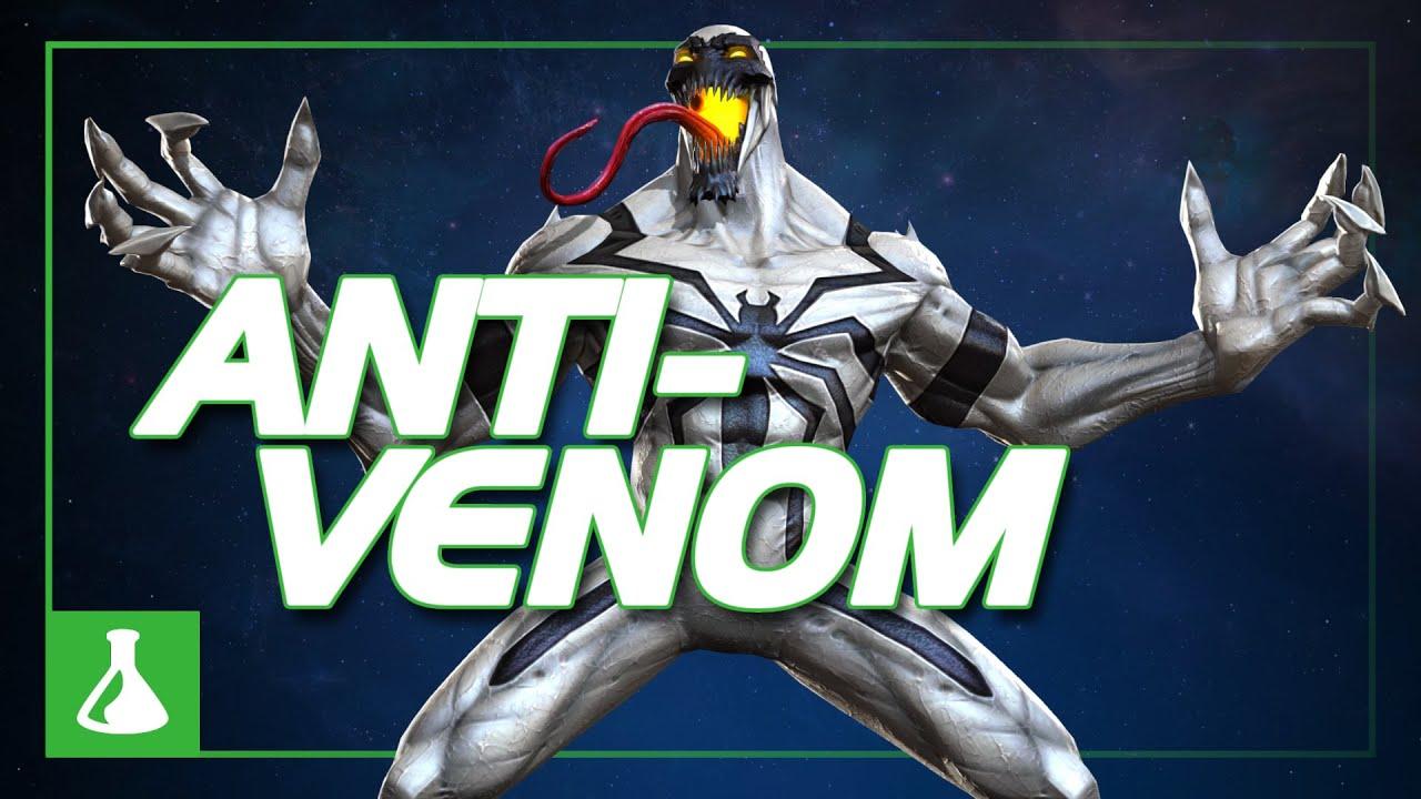 Anti-Venom Special Moves   Marvel Contest of Champions