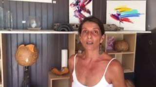 Guadeloupe Passion : rencontre l'artiste sculpteur sur calebasse Marie-Annick PREFAUT